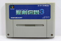 Seiken Densetsu 3 Trials of Mana SFC Nintendo Super Famicom SNES Japan Import C