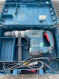 BOSCH GBH4-32 DFR BREAKER DEMOLITION BREAKER SDS PLUS 110 VOLT SITE SAFE