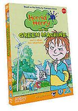Horrid Henry: Horrid Henry and the Green Machine  DVD NEW sealed