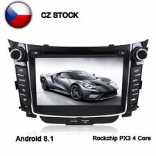 CZ  Android 8.1 Car DVD Player GPS Navi Radio for Hyundai i30 2012+ Stereo