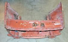 Late MGB Front Clip-Nose Core Support Rustfree Nice-Great PieceTo Work With  T