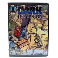 Dark Dominion Trading Cards Lot With Binder Vintage 1993