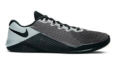 NIB NIKE METCON 5X Women's Shoe CD4951 001 Black/Black-Silver ALL SIZES