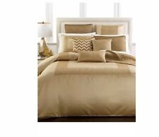 Hotel Collection Mosaic Embroidered Gold King Pillow Sham - $170