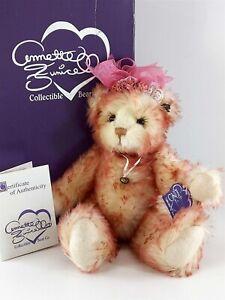 """Annette Funicello LORELEI Mohair Bear 13"""" Box L. L. Knickerbocker Co."""