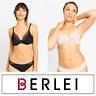 BERLEI Luxury Lace Plunge Bra - Black / Nude Lace