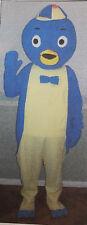 Mascot Character Costume Adult Backyardigans Pablo Blue Penguin Birthday Party