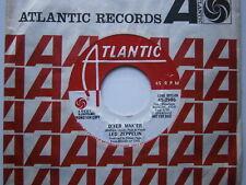 """LED ZEPPELIN: D'yer Maker (Atlantic) US 1973 Promo 7"""" - Long/short versions"""