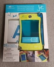 Boogie Board Jot 4.5 LCD eWriter Clear View 20 letter-tracing cards BRAND NEW