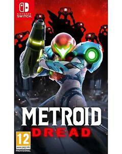 Metroid Dread PreOrder 08/10/2021 Brand New Nintendo Switch