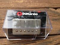 DiMarzio Regular Spaced PAF 36th Anniversary NECK Humbucker Pickup Aged Nickel