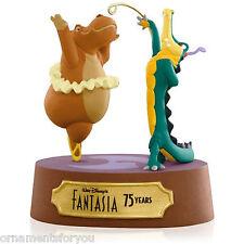 Hallmark 2015 Disney Fantasia 75th Anniversary Magic Ornament