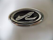 Sea Ray Emblem Oval SR WAVE LOGO for Steering Wheel, Glove box New Searay OEM