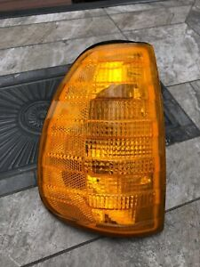 Mercedes-Benz W123 Rare Early Bosch Original Right Turn Signal 240D 300D 300TD
