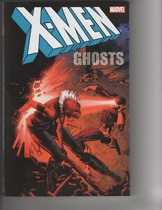 X-Men: Ghosts TPB by Chris Claremont, John Romita Jr., Art Adams, Barry Smith