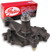 Gates Engine Water Pump for 1973-1992 Ford F-250 7.5L V8 - Coolant wb