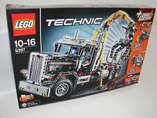 Lego ® Technic 9397 transportador de madera nuevo embalaje original _ logging Truck New misb NRFB