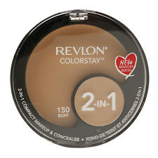Revlon Colorstay 2 in 1 Compact Makeup and Concealer 11g Buff #150