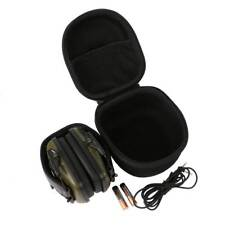 Electronic Ear Defenders Comfort Case Sport Impact Shooting Earmuffs Protection