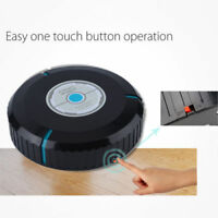 Smart Vacuum Cleaner Automatic Auto Floor Dust Cleaning Robot Dry Wet Sweeping