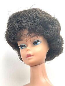 Vintage Bubble Cut Midge, Brunette, Barbie Doll 1962 1958 Mattel Japan