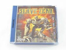 Sega Dreamcast slave zéro n'a jamais joué de collection état neuf (non scellé)