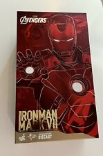 Hot Toys Iron Man Mark VII 7 Diecast Avengers MMS500 D27