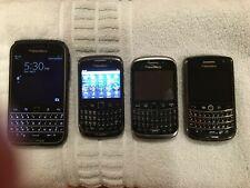 Blackberry Smart Phones (4)