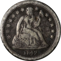 1842-O Seated Liberty Dime Great Deals From The Executive Coin Company BBTE2633