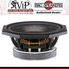 """B&C 8FG64 8"""" Woofer 600 Watts Mid-Bass Speaker Frequency: 50-3000 Hz Deep Bass"""