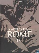 De adelaars van Rome IV –Enrico MARINI–Dargaud - limited edition 1000ex - 2013