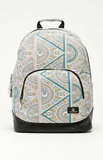 New Volcom School Yard Canvas Book Bag Backpack