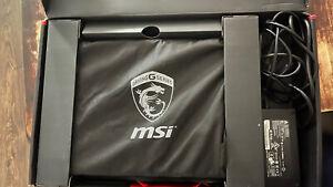 MSI GT72S 6QE Gaming Laptop G 32GB RAM Intel i7-6820HK GTX 980M 8GB GDDR5 512ssd