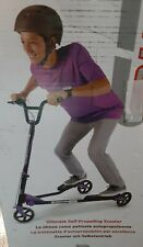 Yvolution Y Fliker Carver C5 Kids/Adult Drifting Scooter Purple