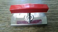 Vintage Edlund TOP OFF Jar & Bottle Screw Top Opener Red #1894556 USA