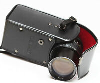"Tamron L-13 Hard Lens Case 6"" For Leica Takumar Sigma Zoom Telephoto Lenses"