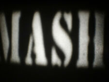 """Super 8mm silent 1x400'' """"MASH / WE'RE NO ANGELS"""" Two shorts spliced together"""