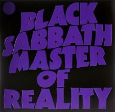 BLACK SABBATH MASTERS OF REALITY VINILE LP NUOVO SIGILLATO