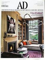 AD maggio 2016 n.420 - viva il colore - architectural digest