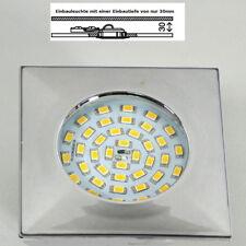 Lámpara LED Empotrable darlux 52982896 Foco CROMADO 10,5w W de techo IP44