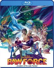 Raw Force [New Blu-ray] With DVD, Widescreen, Anamorphic, Digital Theater Syst