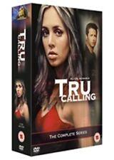 Tru Calling Complete Series 1 +2 (Zach Galifianakis) New DVD Region 4