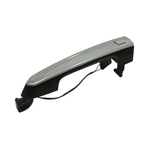 13598625 Rear Outside Door Handle Non-Lighted Black GB8 2015-19 CTS XTS