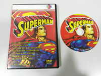 SUPERMAN SERIE TV ANIMADA DVD 9 EPISODIOS 60 MIN CASTELLANO