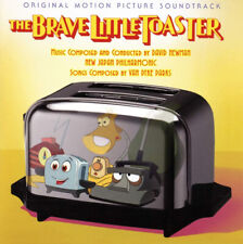 The Brave Little Toaster CD (2019) ***NEW*** Incredible Value and Free Shipping!
