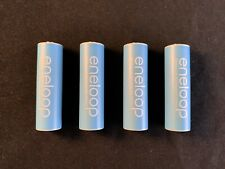 Panasonic Eneloop Four AA Rechargeable Batteries HR-3UTGA 1900 mAh