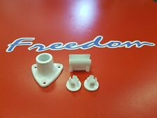 FREEDOM CARAVANS GENUINE TABLE LEG FIXINGS KIT - ALL MICROLITE MODELS