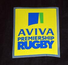 Aviva Premiership Rugby Badge/Patch Player Size Adult