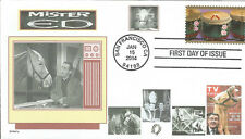 MISTER ED   THE TALKING HORSE      FDC- DWc  CACHET