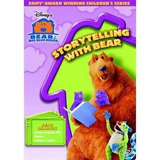 Bear in the Big Blue House Storytelling With Bear DVD 2005 DISNEY